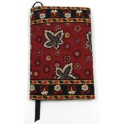 Vera Bradley Red Coin Book Cover