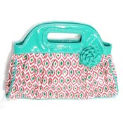 Vera Bradley Call Me Coral Got It Handled Purse