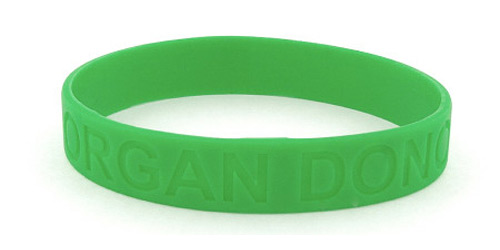 Organ Donor Wristband