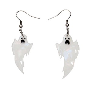Be Our Ghost Earrings  By Erstwilder