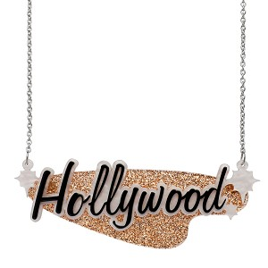 Tinsel Town Hollywood Necklace By Erstwilder