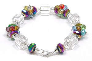 Night On The Town Bracelet By Iris