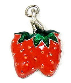 Double Strawberry Charm