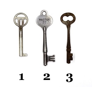 Skeleton Keys Group 14 Interesting Keys
