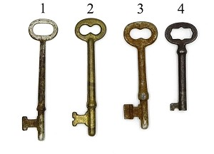 Skeleton Keys Lot 2