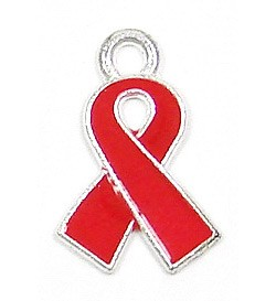 Red Ribbon Charm 2