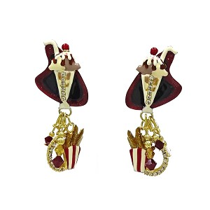 Luncheonette Sundae Fries Earrings By Lunch At The Ritz LATR