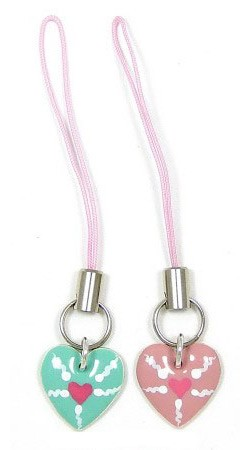 Fertility Heart Accessory Charm