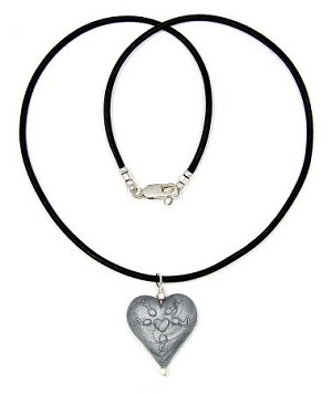 Fertility Heart Necklace