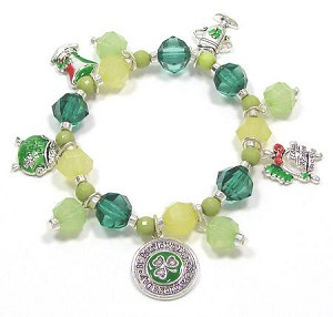 Luck Of The Irish Bracelet