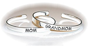 Mom Or Grandmom Cuff