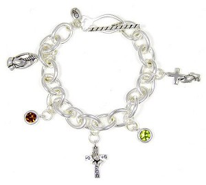 Faith Toggle Bracelet