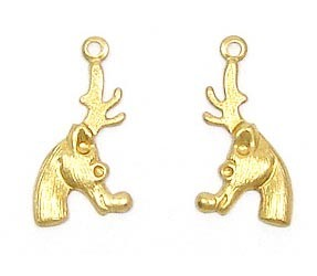 Rudolph Charms Brass