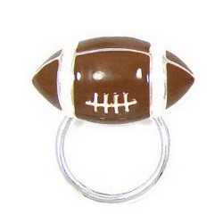 Football ID or Glasses Holder Pin