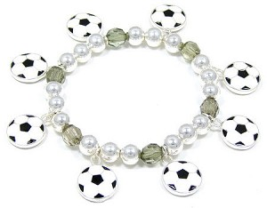 Super Soccer Ball Bracelet