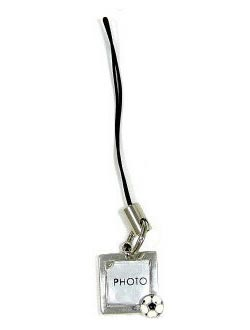 Soccer Photo Accessory Charm
