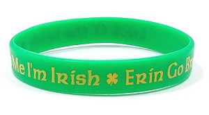 Irish Wristband