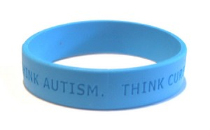 Think Autism Wristband - Small