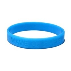Tsunami Relief Wave Of Hope Wristband- Small
