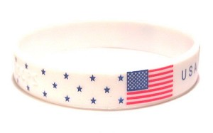Starry USA Support Our Troops-Medium - SOLD
